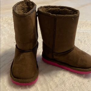 Faux Suede Old Navy Toddler Girl Uggs